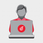 Education Solutions icon: Online
