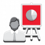 Education Solutions icon: Live