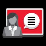 Education Solutions icon: Webinars