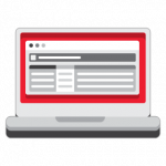 Education Solutions icon: Branded Portal